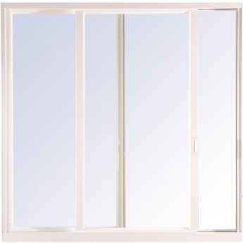 Horizontal Sliding Impact Window